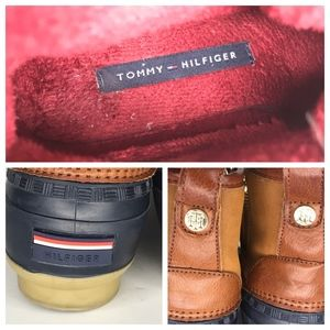 Tommy Hilfiger Shoes - Tommy Hilfiger Winter Ankle Duck Boots SH0599